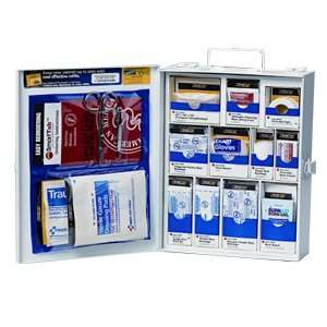 Food Industry First Aid Cabinet   Metal Health & Personal