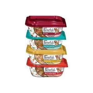 Beneful Prepared Meals Beef & Chicken Variety Pack Dog Food