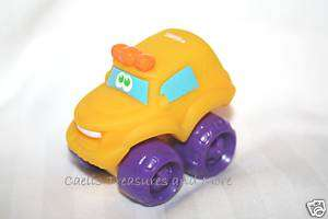 Tonka Playskool WHEEL PALS Mini Beach Monster Truck NW