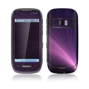 Shooting Lights Decorative Skin Cover Decal Sticker for Nokia C7 cell