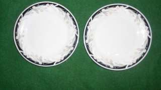 CROWN MING FINE CHINA MICHELLE SALAD PLATES