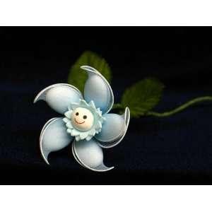F182   Smiley Face Swirl Confetti Flowers Boy Toys & Games