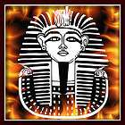 King Tut airbrush stencil template harley paint SK147 items in