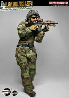 PLAYHOUSE US ARMY SPECIAL FORCES ( CJSOTF A) 1/6 Figure