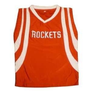 Boys Red Houston Rockets NBA Basketball Jersey   6 Sports