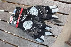 Louis Garneau Ergo Air LGX Vents Full Fingered Gloves