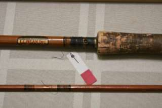 Vintage montague rapidan bamboo fly fishing rod for Ll bean fishing
