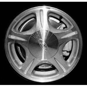 WHEEL (PASSENGER SIDE)  (DRIVER RIM 15 INCH, Diameter 15, Width 6