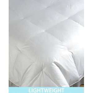 Studio Luxury Light Warmth Down Comforter Full / Queen Home & Kitchen