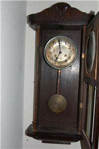 ANTIQUE MAUTHE GERMAN WALL CLOCK