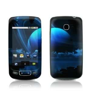 Tropical Moon Design Protective Skin Decal Sticker for LG