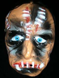 1960s MONSTER Mask   FAMOUS MONSTERS   Made in Germany