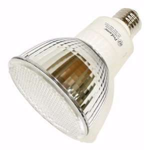 DIM Flood Screw Base Compact Fluorescent Light Bulb
