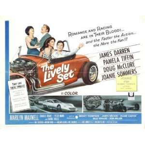 The Lively Set Movie Poster (22 x 28 Inches   56cm x 72cm