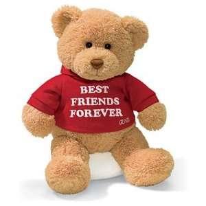 Best Friends Forever Tan Bear  12 Toys & Games