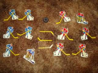 Major League Tin Table Top HOCKEY Game  + Extras ★★★