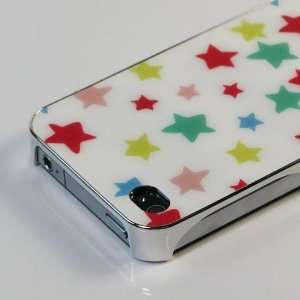 Skin / Shell for Apple iPhone 4 +Free Screen Protector and Charge USB