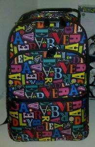 VERA BRADLEY THE NEW FRILL A VERA,LARGE LAPTOP BACKPACK REG. $128