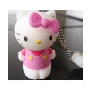 Hello Kitty 2GB USB Flash Drive Memory   Pink Hello Kitty
