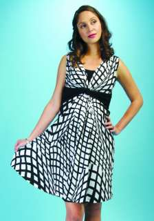 2Pc JAPANESE WEEKEND MATERNITY TWIST Nursing Dress Lot