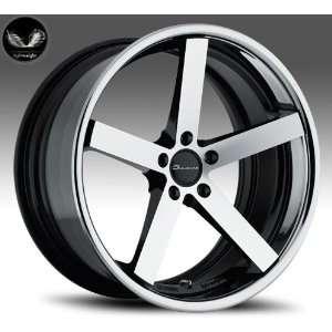 Giobanna Mecca 20x8.5 20x10 Wheels BMW 3 5 Series Staggered Machine