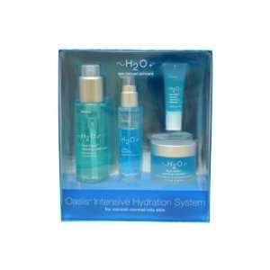 System Kit For Normal   Oily Skin 4oz Face Oasis Cleansing Water