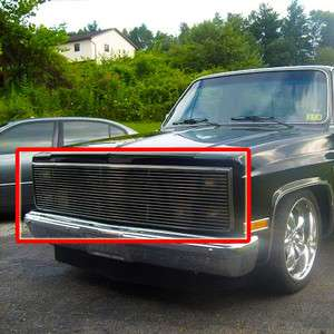 81~83 Chevy GMC Pickup Phantom Billet Grille 86 Grill