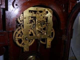 New Haven Striking Walnut Parlor Clock