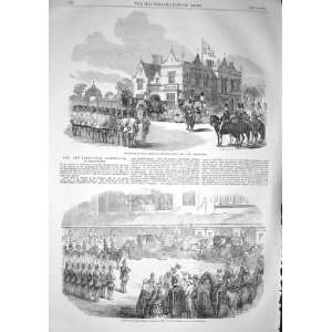 1857 PRINCE ALBERT ABNEY MANCHESTER ART TREASURES: Home