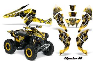 CAN AM RENEGADE GRAPHICS KIT DECALS STICKERS SXYBY