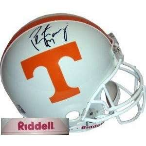 Tennessee Vols Authentic Helmet rosey   Autographed College Helmets
