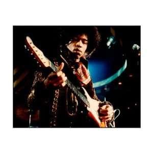 Jimi Hendrix by Mike Ruiz, 30x24
