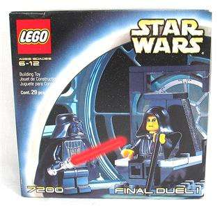 7200 Lego Star Wars Set, Final Duel I. New, Factory Sealed