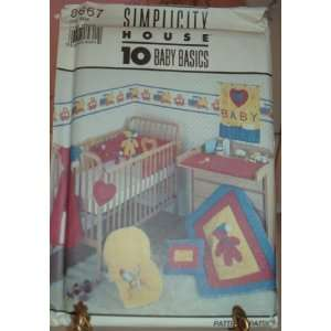 Nursery Accessories Coverlet Pillow Crib Toy: Arts, Crafts & Sewing