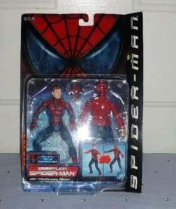 Spiderman Movie Series 3 Wrestler Spider man Action Figure Toy Biz