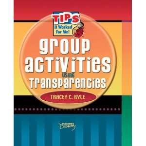 Group Activities Using Transparancies for Spanish Class