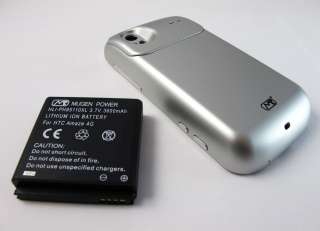 MUGEN POWER 3600mAh EXTENDED BATTERY XL HTC AMAZE 4G TMOBILE PHONE