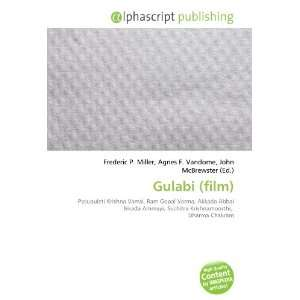 Gulabi (film) (9786134166232): Books