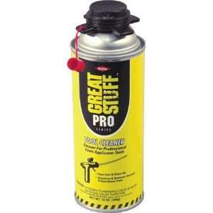 Great Stuff Pro Gun Cleaner, Case of 12, 20oz cans: Home
