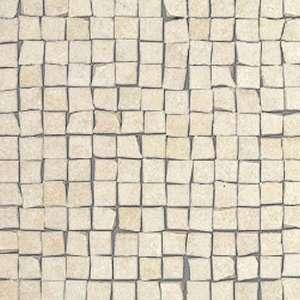 Marazzi Pietra Del Sole Mosaic 1 x 1 Avorio Ceramic Tile