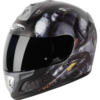 PANTHER FULL FACE ACU GOLD RACING MOTORBIKE MOTORCYCLE HELMET