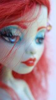 OOAK repaint monster high frankie stein * mermaid* fairy tale