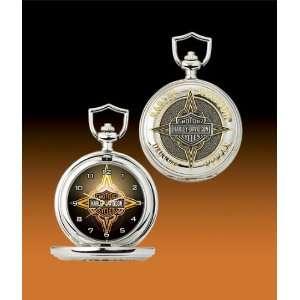Franklin Mint Harley Davidson® Collector Pocket Watch