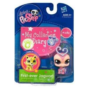 Littlest Pet Shop My Collector Diary Lovebug: Toys & Games