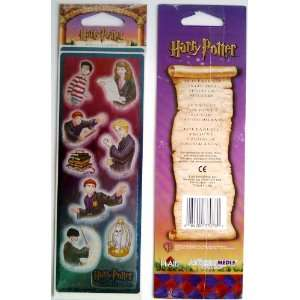 Harry Potter Sorcerers Stone Stickers   First Year Toys