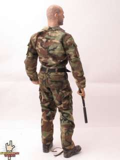 HOT! HOLLYWOOD STAR FIGURE TOYS NAVY SEAL 16 FreeShip