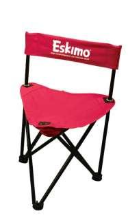 69813 Eskimo Portable Folding Ice Fishing Chair