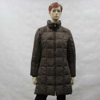 Michael Michael Kors Brown Quilted Jacket L