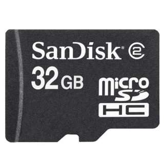 New 32GB SD MicroSD Memory Card + Protector + Car Charger For Sprint