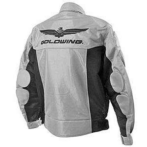 com Honda Womens Honda Gold Wing Air Tek Mesh Jacket   Small/Silver